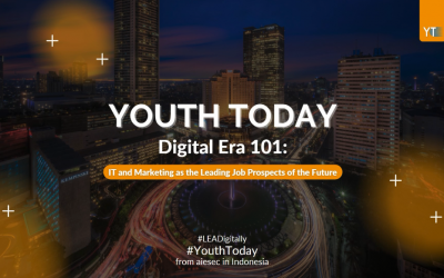 Digital Era 101: IT and Marketing as the Leading Job Prospects of The Future
