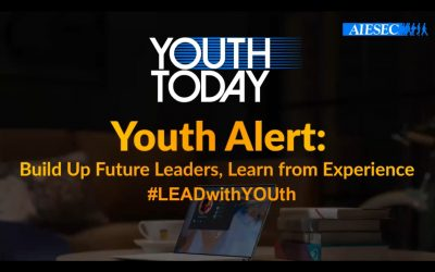 Youth Alert: Build Up Future Leaders, Learn from Experience
