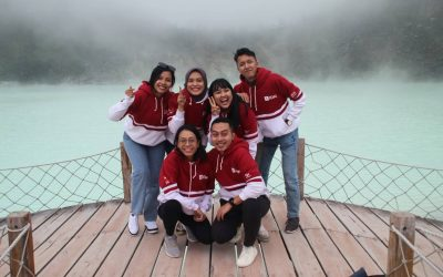 Personal AIESEC Journey Story (Lucia Yuriko,MCVP OGX 20.21 AIESEC in Indonesia)